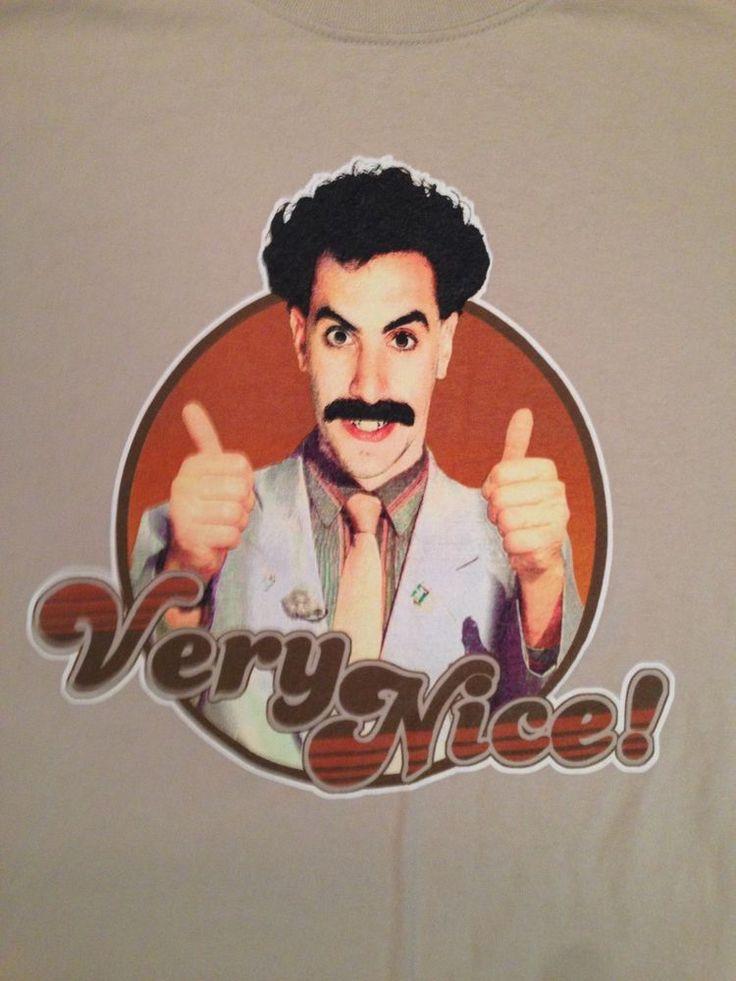 """Borat """"Very Nice"""""""