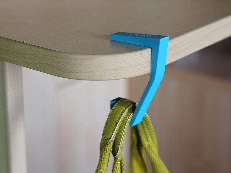best 25 bag hanger ideas only on pinterest purse hanger hanging wall baskets and hangers. Black Bedroom Furniture Sets. Home Design Ideas