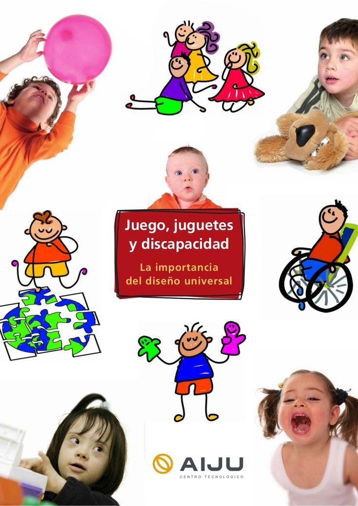 Juego, juguetes y discapacidad. La importancia del diseño universal. by Ceapat Imserso via slideshare