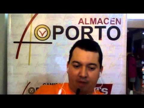 Radio Almacén Oporto, Papá Campeón Oporto, Almacén Oporto en el mes del padre entrega la copa Papá campeón Oporto, por ser pionero BuenaMar, Gana!! Promoción 2+1 en camisas y Jeans BuenaMar, resultado 3x2 en camisas, camibusos, Papá Campeón Oporto. twitter: http://www.twitter.com/almacenoporto Facebook; http://www.facebook.com/almacen.oporto Instagram; http://www.instagram.com/almacenoporto