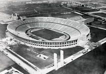 Olympiastadion, Olympischer Platz, Berlin - Westend (1936)