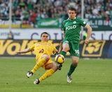 Mit 3:0 gewann der VfL Wolfsburg im Heimspiel gegen Borussia Dortmund. Für Schiedsrichter Lutz Wagner gab es vom Kicker die Note 5,5 (http://www.kicker.de/news/fussball/bundesliga/spieltag/1-bundesliga/2008-09/32/863700/spielanalyse_vfl-wolfsburg-24_borussia-dortmund-17.html) (12.05.2009)