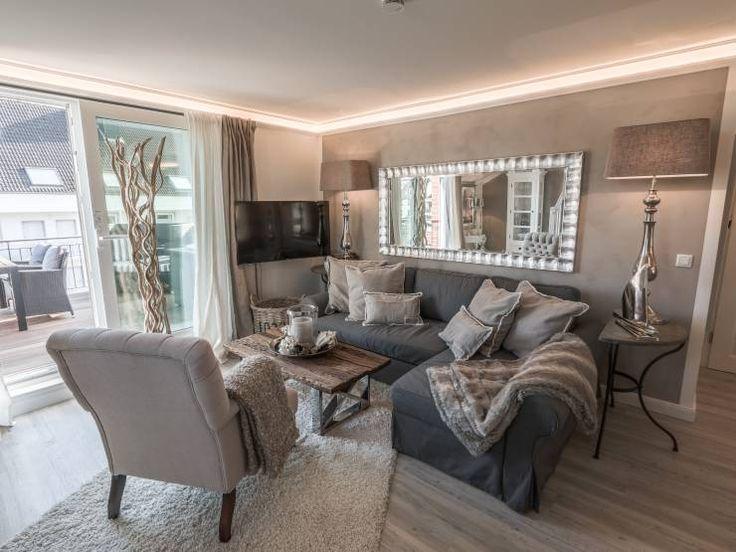 Ferienwohnung HOME Suites Scharbeutz: translation missing: de.style.hotels.landhaus Hotels von HOME Einrichtung & Lifestyle