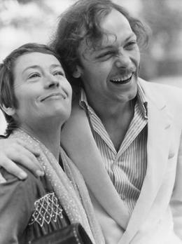 Annie Girardot et Patrick Dewaere