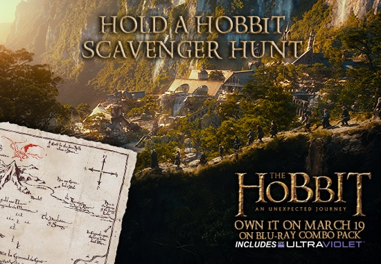 Lord Of The Rings Scavenger Hunt Clues