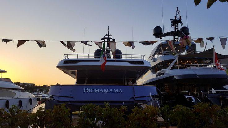 M/Y Pachamama in Ischia