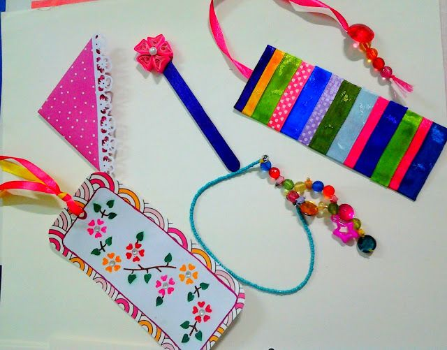 Bookmarks by Iti