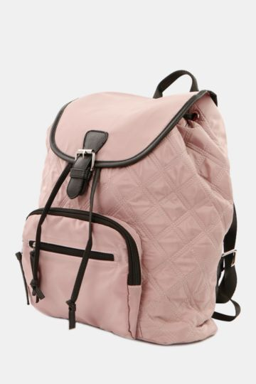 Quilted Buckled Backpack from Mr Price R159,99