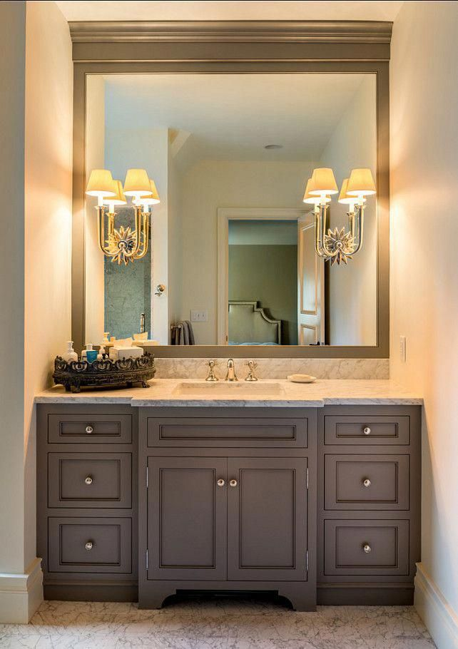 16++ Bathroom vanity mirror cabinet custom