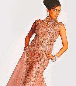Bunto Kazmi Bridal Dress San Diego Lehenga Choli Wedding Dress Pakistan