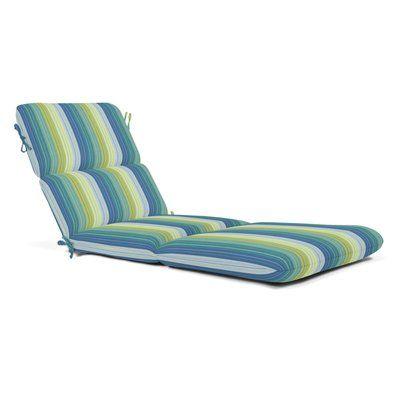 Winston Porter Indoor Outdoor Sunbrella Chaise Lounge Cushion Outdoor Chaise Cushions Chaise Cushions Outdoor Lounge Chair Cushions
