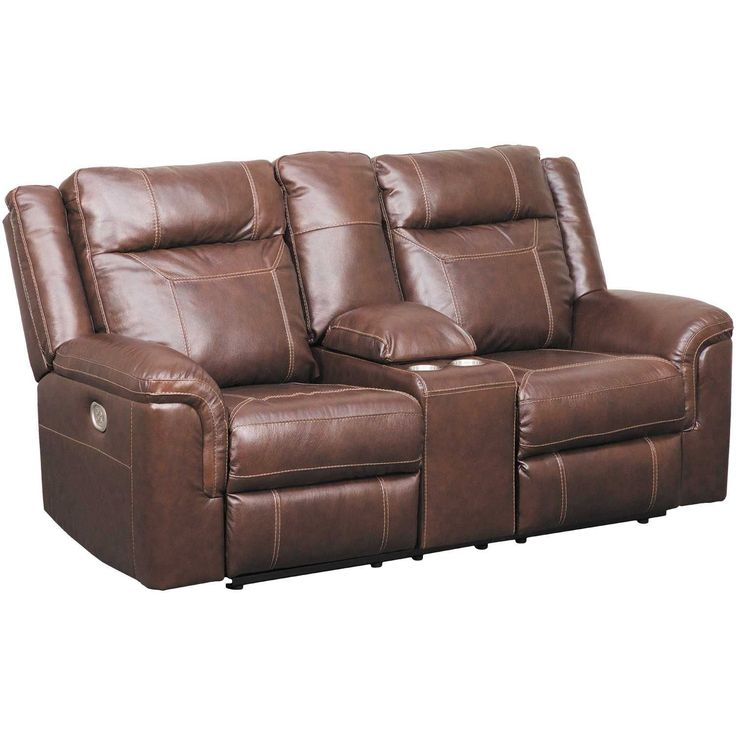 78 reference of reclining sofa with console near me