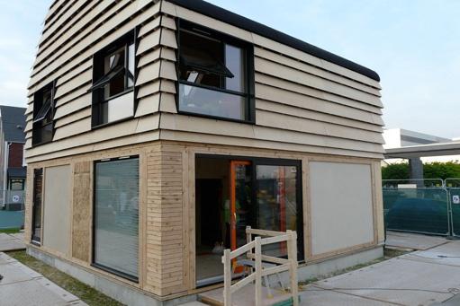 Accoya® windows & doors made for Grand Designs