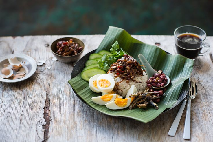 This has to be the best loved Malay dish of all time; it's considered the national dish of the country and although traditionally served for breakfast, you'll find it available at any time of the day.