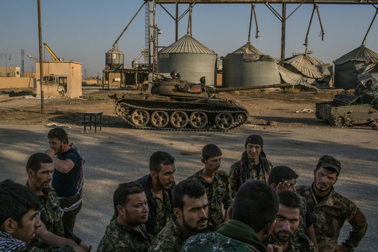 Obama Administration Considers Arming Syrian Kurds | The major policy shift could speed up the offensive against the Islamic State but also sharply escalate tensions between Turkey and the United States.
