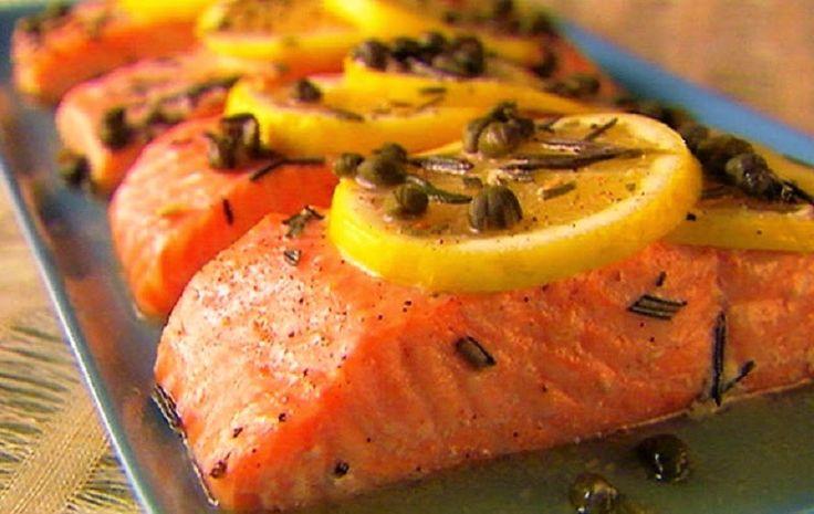 Comer salmón ayuda a dormir bien y afrontar mejor el día. - Vida Lúcida