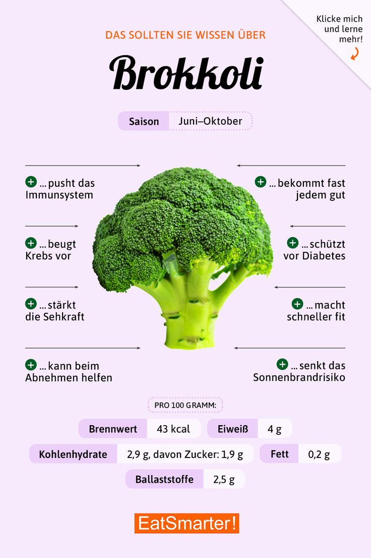 Brokkoli – Naoline