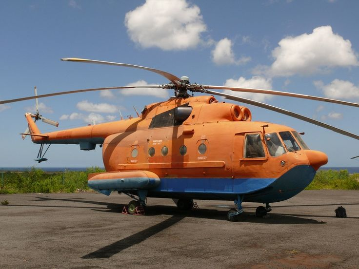 1980 Mil Mi-14GP for sale in the Ukraine => http://www.airplanemart.com/aircraft-for-sale/Helicopter/1980-Mil-Mi-14GP/10307/