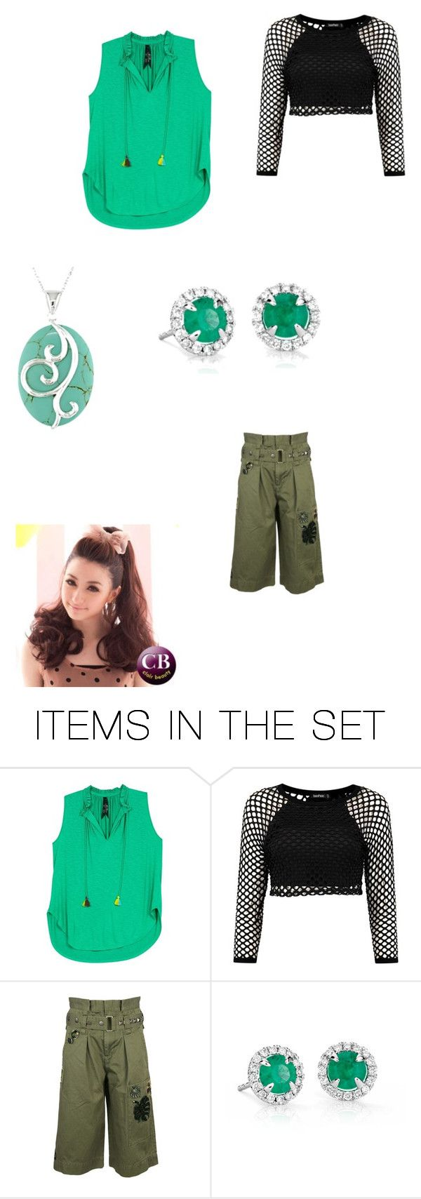 """""""Asriel Aishling-Deluna"""" by raggityfox on Polyvore featuring art and plus size clothing"""
