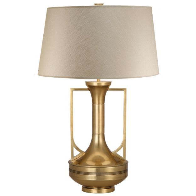 Sophia Table Lamp   Antique Brass Finish, Also Available In Bronze Finish