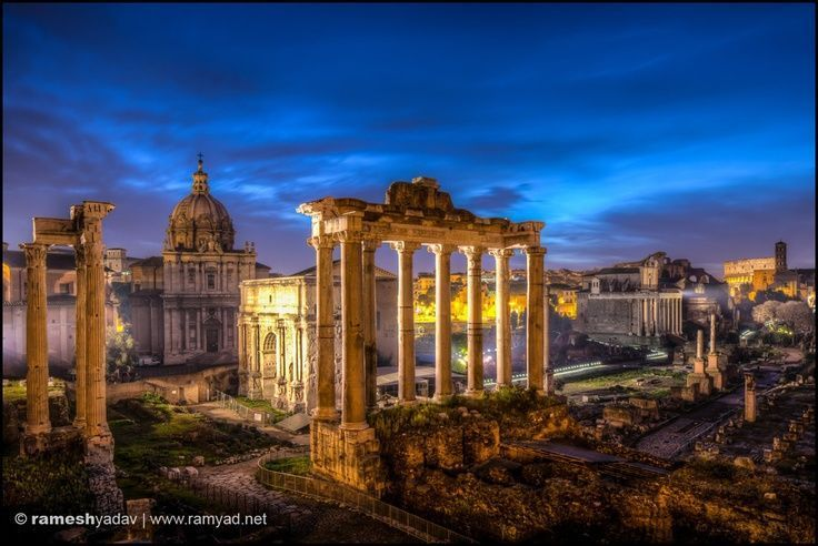 Ancient cities preview - Rome Architecture - A&D Blog