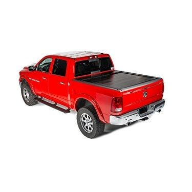 Bak Industries R15120 RollBAK Hard Retractable Truck Bed Cov - Black