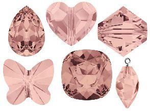 blush rose elements חרוזי סברובסקי