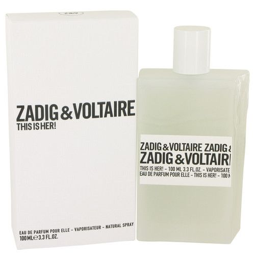Zadig & Voltaire This Is Her Women's Perfumes - Buy cheap Zadig & Voltaire This Is Her Women's Perfumes online in Australia. Free shipping all orders within Australia and New Zealand. Shop discount Zadig & Voltaire This Is Her 100ml Eau De Parfum Women's Perfume from Australian fragrance stockist store eSavingsFreshScents.