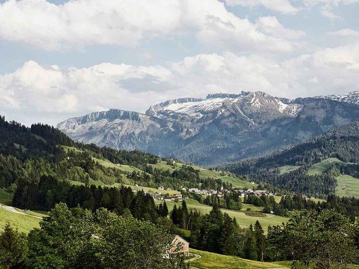 Sibratsgfäll – Ein Dorf in Bewegung