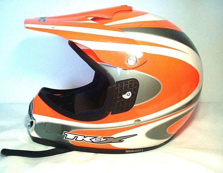 KBC OFF-ROAD Motocross Size MD Helmet Snell Dot Approved #KBC