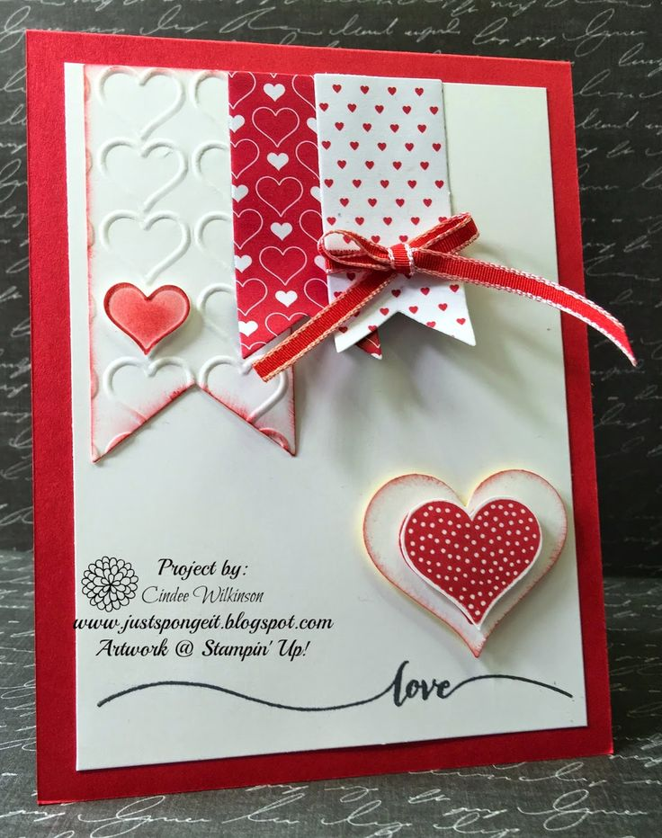 17 Best images about CARDSValentine Love – Good Ideas for Valentines Day Cards
