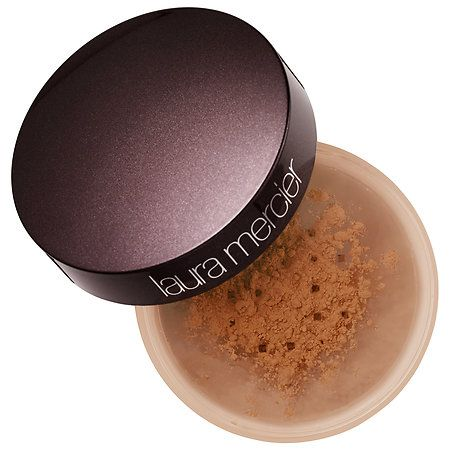 Translucent Loose Setting Powder - Laura Mercier   For all over face setting woc friendly ☺