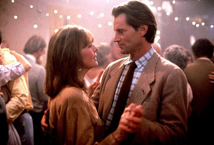 BABY BOOM, Diane Keaton, Sam Shepard, 1987 - One of my favorite scenes - Moonlight in Vermont :)