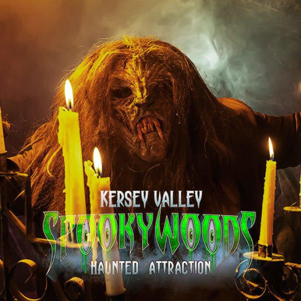 Enter for your chance to win tickets to Kersey Valley Spookywoods!