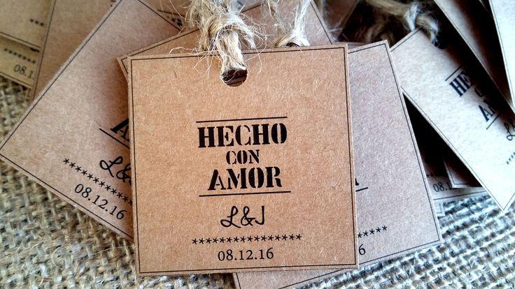 Tags de papel madera 5x5  Tags de papel madera #souvenirs #papel #tags #etiquetas #tarjeta   #eventos #cumpleaños #recuerdos #diseño #cumpleañosinfantil #miprimeraño #bautismo #hilodeyute #casamientos #bodas #papelkraft #papelmadera