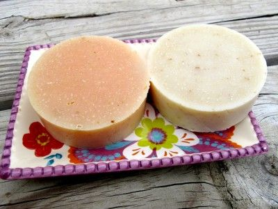 CP Ginger Soap Recipe - with fresh ginger pulp. Palm-free, vegan.