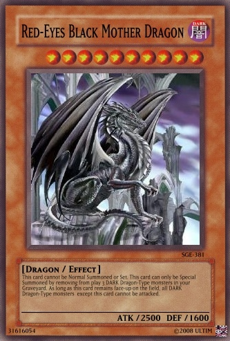 ... Dragon support cards - Realistic Cards - Multiple Cards - Yugioh Card