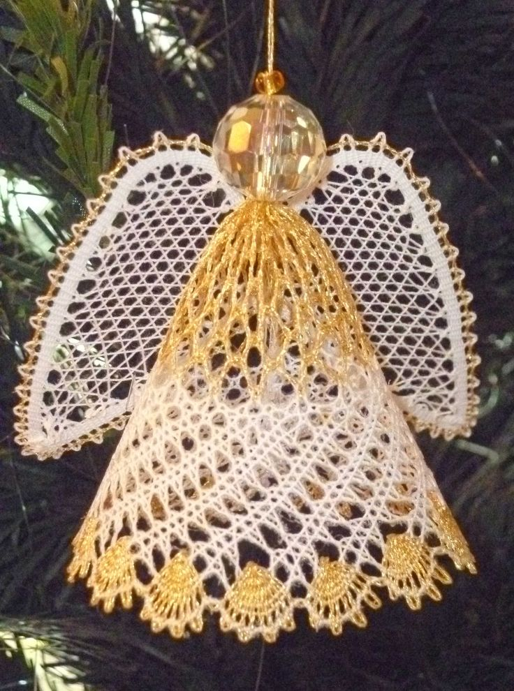 Angel 2013 is stunning in gold. Lou Woo designed this ...