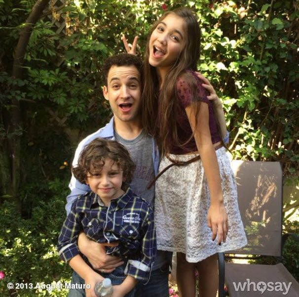 "Video: ""Girl Meets World"" Kids Singing Demi Lovato's ""Heart Attack"""