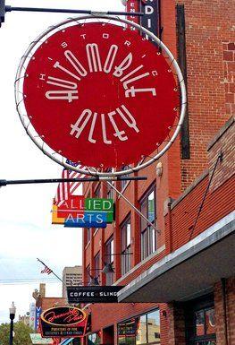 In Oklahoma City, re-imagined landmarks on the menu | LA Times