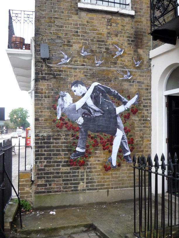 "street art  - Macarena ""Macay"" Yañez"