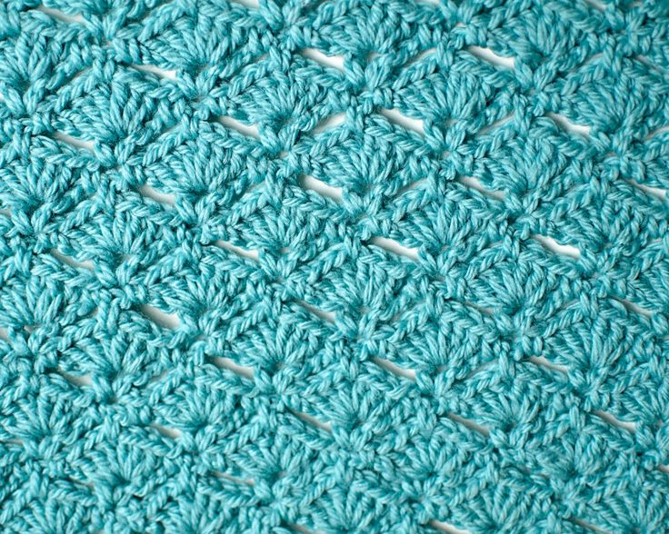 Crochet Stitch Sampler Baby Blanket By Marly Bird Free