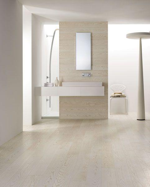 Salle de bain design à l'ambiance douce et naturelle