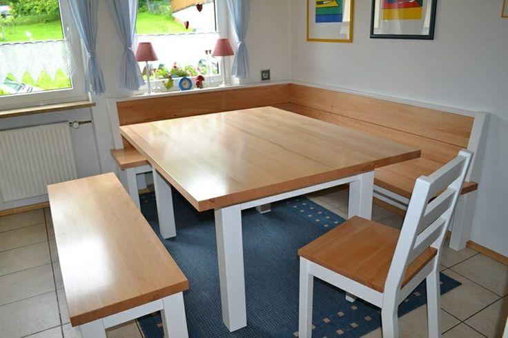 Lechner Küchenarbeitsplatten Design Massivholz - küche selber bauen anleitung