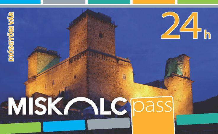 Miskolc Pass Turisztikai Kártya 24 órás