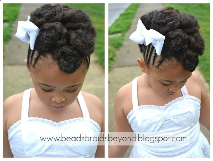 Hairstyles For Little Black S