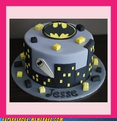 Best Party Ideas Lego Batman Images On Pinterest Batman - Lego batman birthday cake