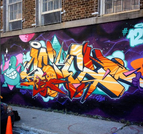 ... art on Pinterest | Graffiti wall art, Calligraphy and Graffiti murals