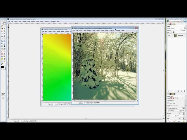 How to use Gimp for Beginners – Lesson 4 – Adjusting Colors and Exposure