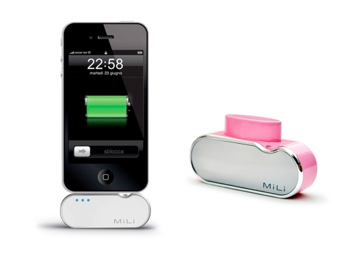 Power Spirit Battery Pack for iPod and iPhone >> Neat!